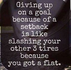 Don't give up because you have hit a plateau!  You have to keep your eye on the prize and keep pushing thru to get where you want to be!!! I'm here to help!!   www.kjensifyme.myvalentus.com   Take the free tour here:  http://kjensifyme.valentustour.com