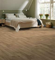Shaws resilient vinyl flooring is the modern choice for beautiful