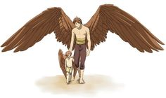 """""""that was a dream i had. a long time ago."""" """"shirtless me is a good me."""" """"i'll just ignore that comment... Jack, tell me truthfully, where are your wings?"""" """"mini-Jack is even cuter than i am. how is that fair?"""" """"Jack!"""" """"they were taken away from me."""" """"but... guardians are independent and free will beings. right?"""" """"but wings are a privilege."""" """"we need to get them back."""" """"too steep of a price."""" """"what is it?"""" """"giving you up."""" """"oh... Jack...."""""""
