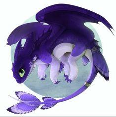 Httyd Dragons, Cute Dragons, Dragon 2, Fantasy Dragon, Fantasy Creatures, Mythical Creatures, Croque Mou, Dragon Wallpaper Iphone, Night Fury Dragon