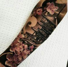 Tattoo work by: Asian Tattoos, Up Tattoos, Body Art Tattoos, Small Tattoos, Tattoos For Guys, Cool Tattoos, Chinese Tattoos, Dragon Tattoos, Hand Tattoos