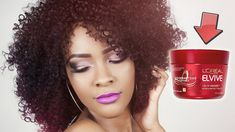 Best Hair Cream for Curly Hair (Also A Great Hair Balm for Fine & Thin Hair) Protective Hairstyles, Cool Hairstyles, Hair Balm, Product Review, Thin Hair, May 7th, Damaged Hair, Great Hair, Loreal Paris