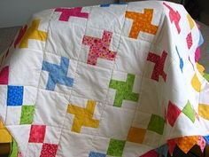 NICU quilt. A happy isolette cover.
