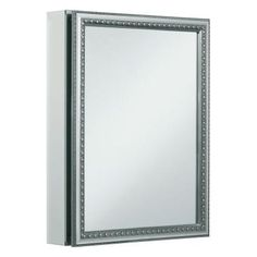 KOHLER 20 in. x 26 in. Recessed or Surface Mount Medicine Cabinet-K-CB-CLW2026SS - The Home Depot