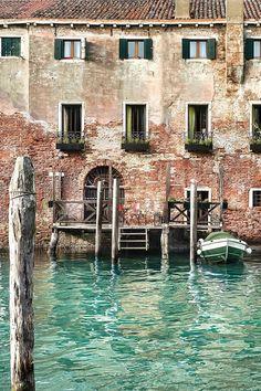 Calle delle Erbe, Giudecca, Venice