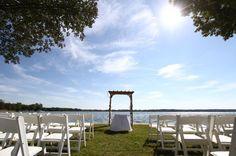 Reception Sites 101: Lake Geneva | Premier Bride Wisconsin | Lake Lawn Resort Weddings | Wedding Ceremony Lake Lawn Resort