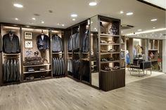 Van Heusen Store by Van Heusen, New Delhi – India » Retail Design Blog