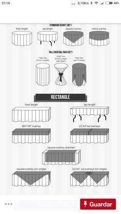 party table cloth set up Wedding Table Setup, Wedding Reception, Wedding Table Linens, Wedding Events, Party Planning, Wedding Planning, Dining Etiquette, Event Planning Business, Event Planning Design