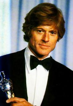 Redford at the Oscars, 1980