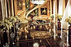 Baz Luhrmann's The Great Gatsby 2013. Production Designer: Catherine Martin. Set Decorator: Beverley Dunn.