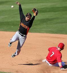 Kensuke Tanaka, San Francisco Giants