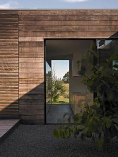 Courtyard House  VIC    Design Practice  Studio Moore