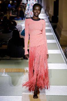 H&M falda de FLECOS