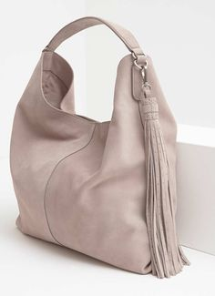 A must have bag to take you through the seasons. In soft, buttery mink leather, featuring studded side detailing and a chic tassel keyring. This is the perfect everyday bag to keep all your essentials close at hand. Soft Leather Handbags, Leather Bag, Everyday Bag, Devon, Mink, Tassels, Essentials, Middle, Seasons