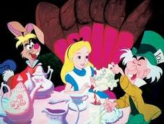 Mad Hatters tea party..