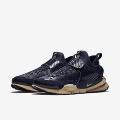 """Nike Lab x Stone Island Sock Dart Mid SP """"Obsidian"""""""