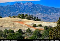 Four Peaks Mountain Picture 007 - February 12, 2015 from Sierra Ancha Experimental Forest, Arizona Picture