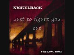 Nickelback Figured You Out