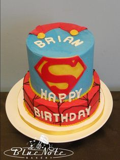 generic superhero cake - Google Search