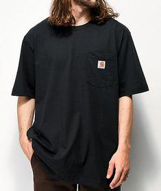 Carhartt Signature Logo Skate T-Shirt Tee Grey M NWT 35€ Surf Snow Streetwear