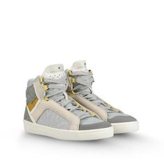 An item from Stellamccartney.com: I added this item to Fashiolista - fashion sport - bicolor sneakers - yellow&grey