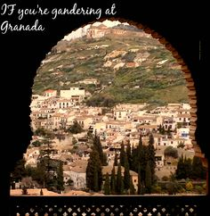 Thinking about going to Granada? Why not have a look at our favourite things to do, dine and wine there! Granada, Things To Do, Wine, Things To Make, Grenada