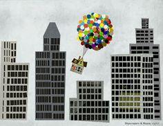UP!  disney pixar