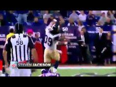 Steven Jackson: Battering Ram