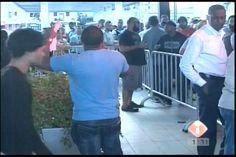 Cientos De Personas Abarrotaron Los Principales Centros Comerciales Para Aprovechar El Viernes Negro