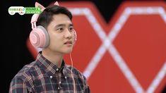 Kyungsoo, Over Ear Headphones, Exo, Memes, Meme