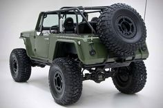 Jeep Terra Crawler by RCH Designs 4