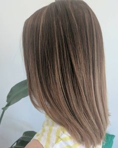 Shoulder length hairstyle, Balayage Shoulder Length Hair, Hairstyle, Long Hair Styles, Beauty, Hairstyles, Hair Job, Hair Style, Long Hairstyle, Hairdos