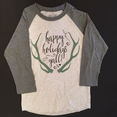 It's beginning to look a lot like Christmas!!! How cute is this tee? #Christmas #holidays #shoponline #shopbluetique #shop