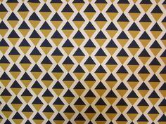 Diamond Mustard B81 | Textile Express | Fabric |