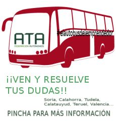 ATA y el autobús del emprendedor pasará por Murcia y Jumilla