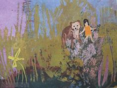 Artlist - databáze současného umění: Neplač, muchomůrko Illustration, Daisy, Painting, Art, Livres, Art Background, Margarita Flower, Painting Art, Kunst