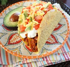 Substitute ground beef with ground turkey for a healthier taco! Here is a great recipe for homemade taco seasoning and turkey tacos! Healthy Dinner Recipes, Mexican Food Recipes, Cooking Recipes, Cooking Ideas, Fish Recipes, Healthy Meals, Food Ideas, Homemade Taco Seasoning, Homemade Tacos