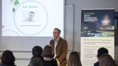 Rob Holmes, founder of the Gro-Company, business mentor and public speaker will visit Plymouth University on Tuesday 19 March to speak to entrepreneurial students from across the University. https://www.plymouth.ac.uk/whats-on/entrepreneurial-guest-lecture-by-rob-holmes-with-beta-enterprise