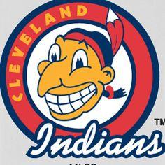 Cleveland Indians Old Logo | Cleveland Indians 1948 - Indian