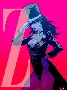 Comic Book Heroines, Dc Comics Characters, Comic Books, Female Character Concept, Comic Character, Hq Dc, Justice League Dark, Gotham Girls, Comics Universe