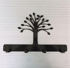 Tree Metal Art Coat Rack.....