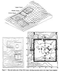 101/ HORIZON MOYEN. TIWA-WARI. Structure M10 du site de Omo, culture Tiwanaku. On a donc la présence éventuelle d'un administrateur Tiwanaku dans une région éloignée de son aire d'influence. Les restes Tiwanaku du point de vue architectural et culturel sont extrêmement fort sur un rayon de 75km autour du site de Tiwanaku mais par ailleurs reste très dilué et rarement mélangé aux populations locales.