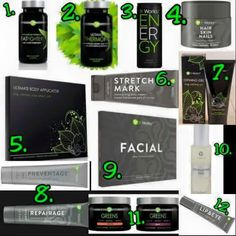 Which product have you been wanting to try? What Questions do you have about any product? How can I help You make your health goals!?