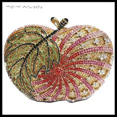 TF079 Crystal rhinestone clutch bag party bag