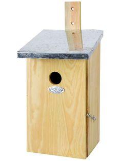 Casetta per uccelli da osservazione puoi trovarlo su floradecor.it  in Nidi + Casette per uccelli #birdhouses #birdgarden #nestboxes #wildlifegarden