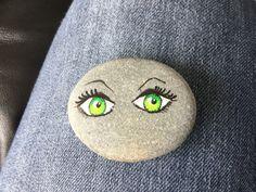 Green eyes, by Lene Mortensen