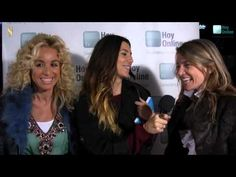 @HOYMODATV - EN LA THE SHOPPING NIGHT BARCELONA 2012 #HoyModaTV