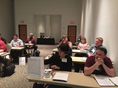 Executive students settle in before the EMPSA Program Introduction