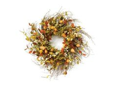 Fall Door Wreath 20-Inch Cape Gooseberry Wreath by Melrose International, http://www.amazon.com/dp/B008NAKNZG/ref=cm_sw_r_pi_dp_Gb1pqb02DSXVE
