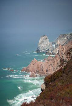 Portugal - Cabo da Roca #Europe west end